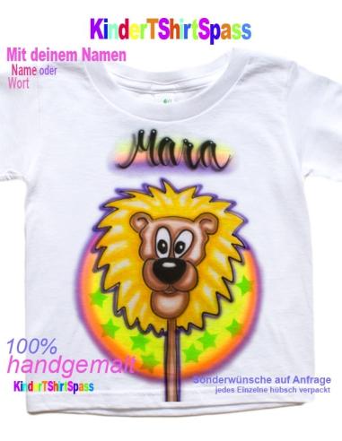 Mitbringsel für Kinder Cartoon Löwe