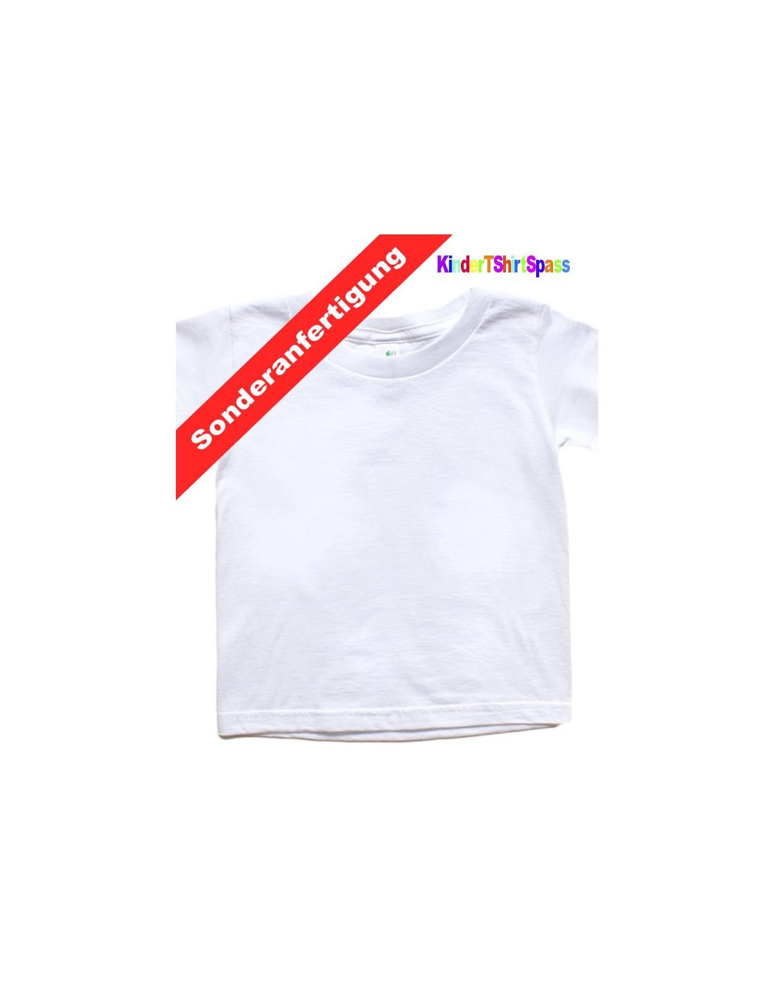 Halloween T-Shirt für Kinder Kürbis mit Spinnen
